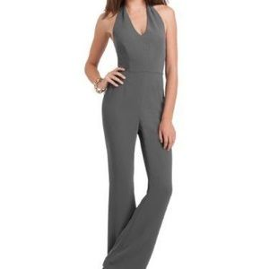 5c1e77293dd2 GUESS by Marciano Halter Jumpsuit Romper Grey S